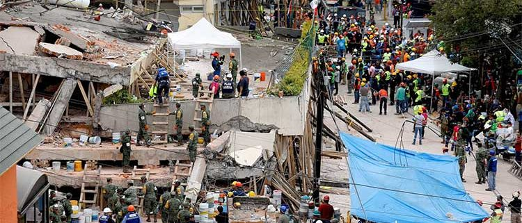 2017 Mexico City Earthquake
